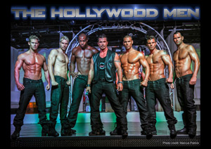 California Male Dancers - Hollywood Men