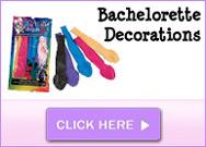 Shop for Bachelorette Party Decorations