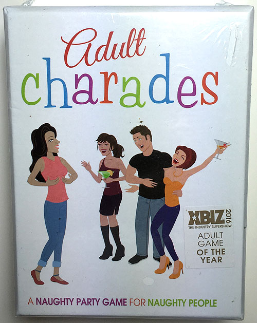 adult charades naughty party game bachelorette party supplies ideas