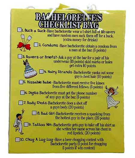 Discount Bachelorette Party Supplies Favors & Ideas - bachelorette ...
