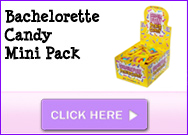 Shop for Bachelorette Party Candy Mini Pack