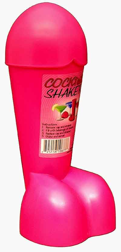 Discount Bachelorette Drink Supplies - Penis Shaker